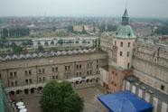 Die Hauptstadt von Stettin Pommern